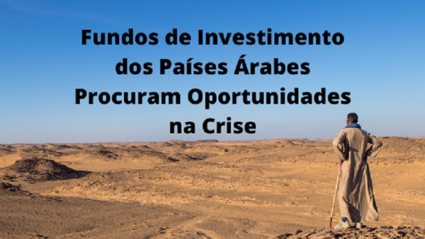Investindo na crise