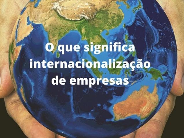 internacionalização de empresas