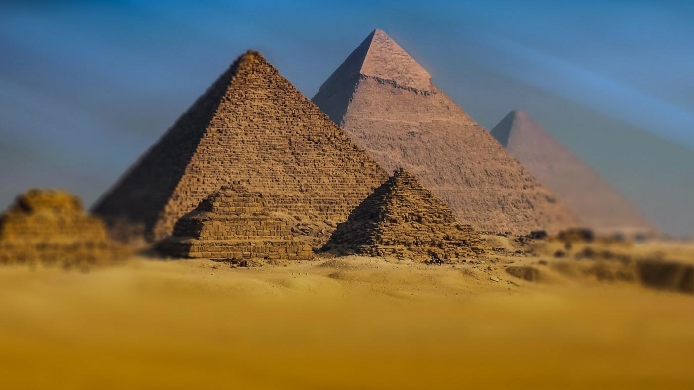 exportar e importar Egito