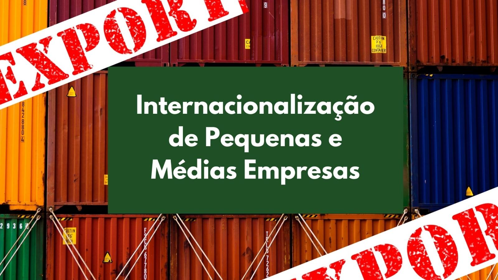 internacionalização PME